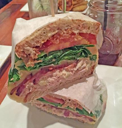 Whisk: Their sandwiches are the best!