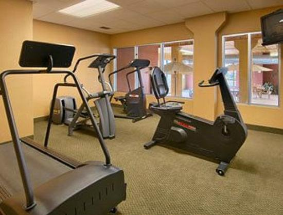 Days Inn & Suites Bozeman : Exercise Room