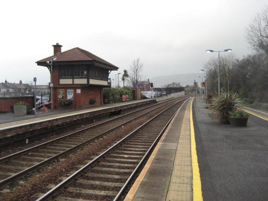 Carrickfergus Railway Station