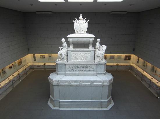 Cripta de Bernardo O'Higgins