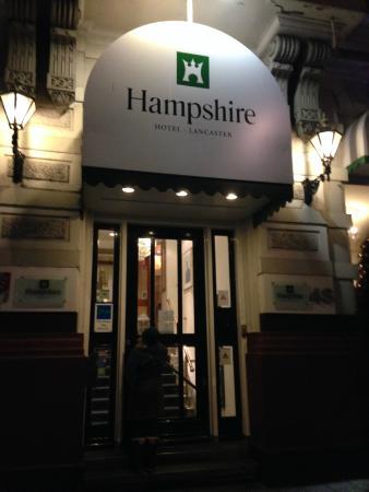 Hampshire Hotel - Lancaster Amsterdam : Hampshire