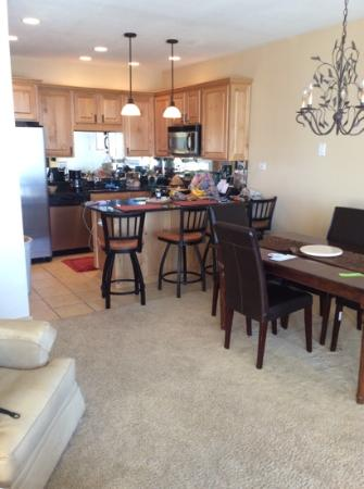 The West Condominiums : beautiful well appointed kitchen