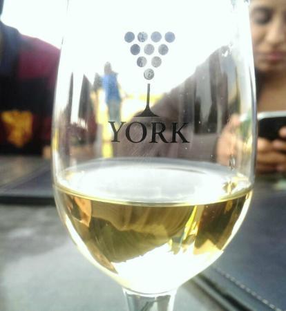 York Winery & Tasting Room: York Wines