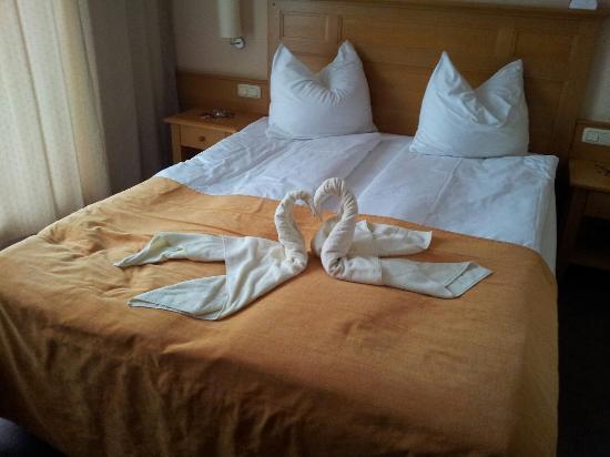 Hotel Bellevue : Pacchetto romantico