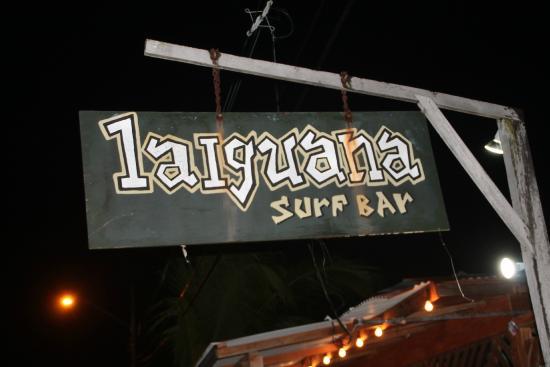 Gran Hotel Bahia : Bar très bruyant près de l'hôtel