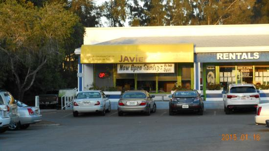 Javier's Restaurant and Wine Bar: Javiers