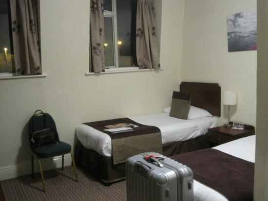 Bay Tor Park Hotel: Simple but comfortable