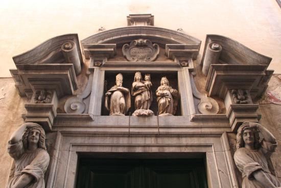 Monastero di Santa Grata in Columnellis