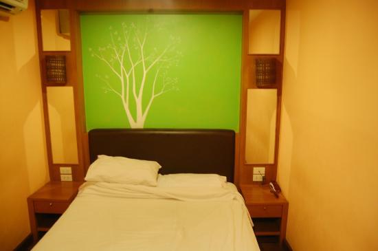 Hostel Na Nara: Bed