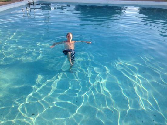 Complejo Turistico Flores: Hotel pool