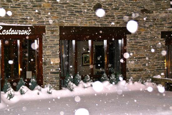 Hotel L'Ermita: més neu