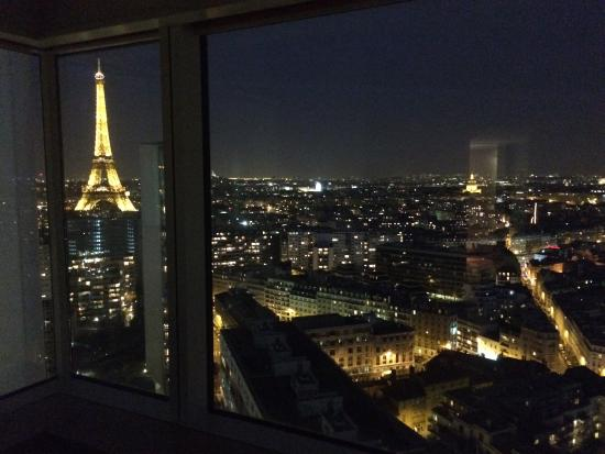 View From Our Hotel Room Montparnasse Room 2914 Picture
