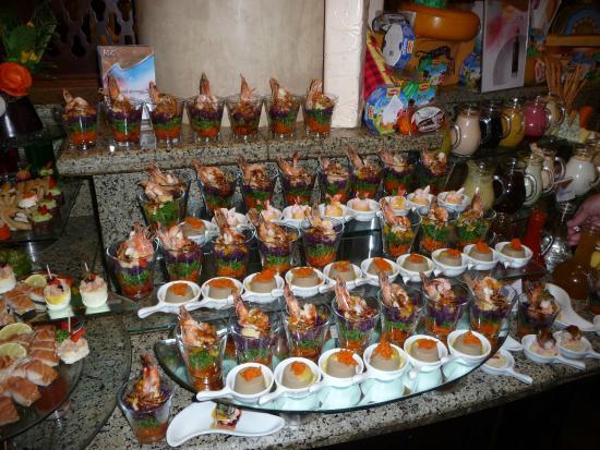Jaz Mirabel Beach Gala Dinner