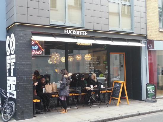 Creative coffee shop names