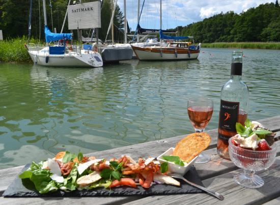 Parainen, ฟินแลนด์: Sattmark kaffe & safka