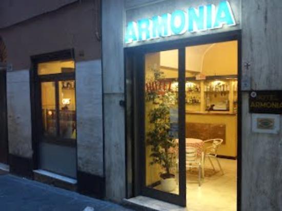 Hotel Armonia : Ingresso Centro Storico