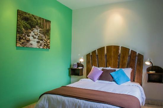 Downtown Suites : Bedroom