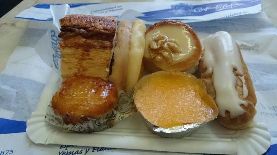Confiteria Rufino: Variedad de dulces