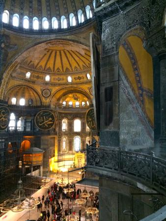 True Blue Tours - Day Tours: Hagia Sophia
