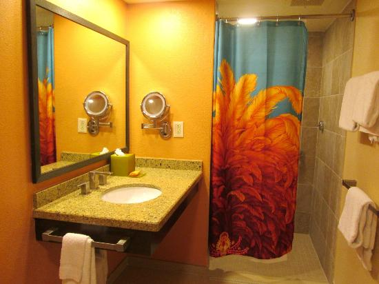 Bathroom Picture Of Disney 39 S Caribbean Beach Resort