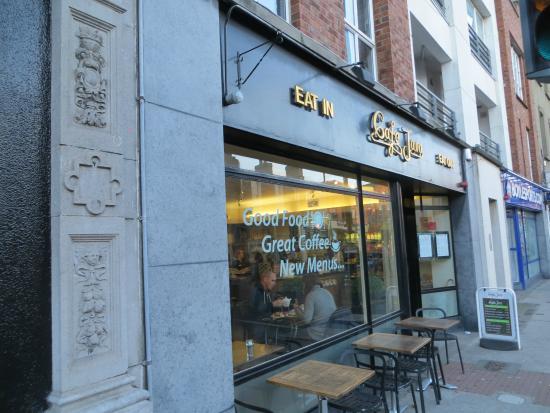 Handy cafe - Review of Cafe java, Blackrock, Ireland