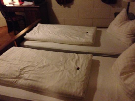 Hotel Mozart: beds