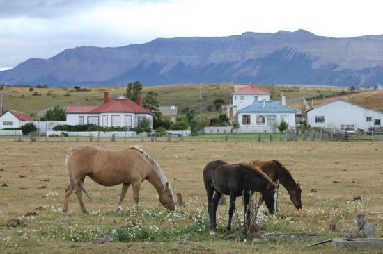 Bories House Hotel : wonderful vistas