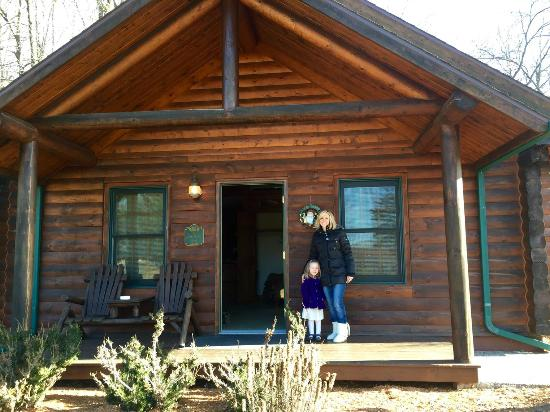 Timberland Log Cabin