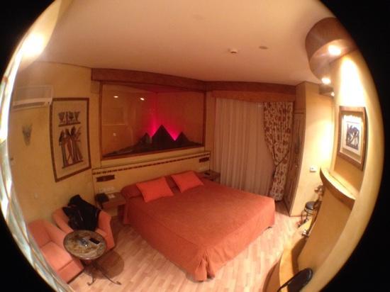 Motel Valle del Nilo: habitacion 134