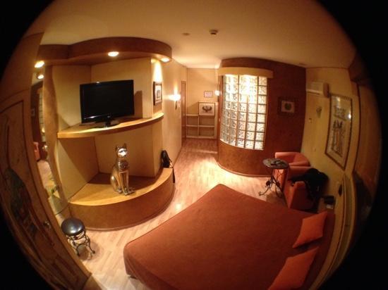 Motel Valle del Nilo: habitación 134