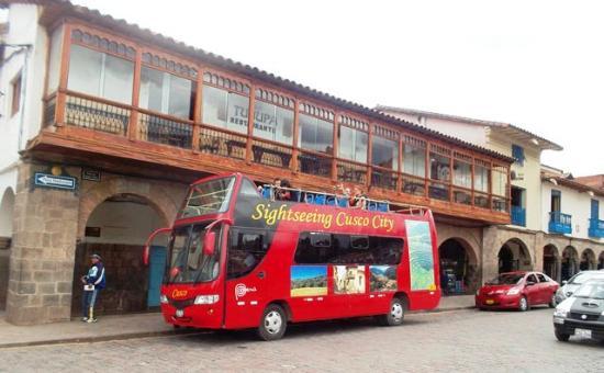 Cusco Sightseeing Bus