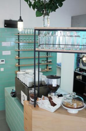Leckeres Essen in entspannter Atmosphäre - Bild von Café Tanzen ...
