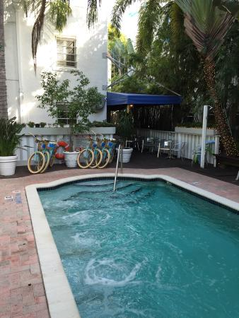 Sobe You Bed and Breakfast : Swimming pool