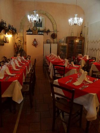 Ambasciata d'Ortigia: La sala grande