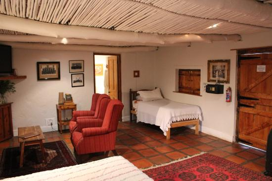 De Opstal Country Lodge: stanza