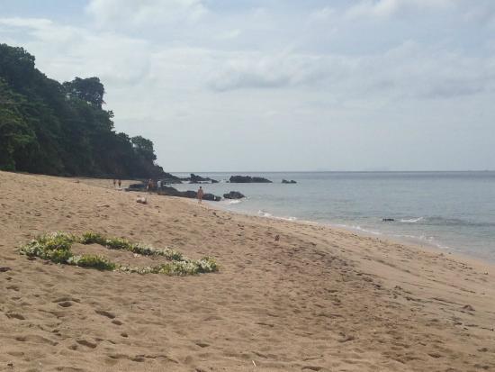 Amantra Resort & Spa : Klong Nin Beach in front of Amantra Resort