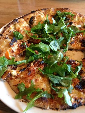 Butternut Squash Pizza - Picture of True Food Kitchen, Atlanta ...