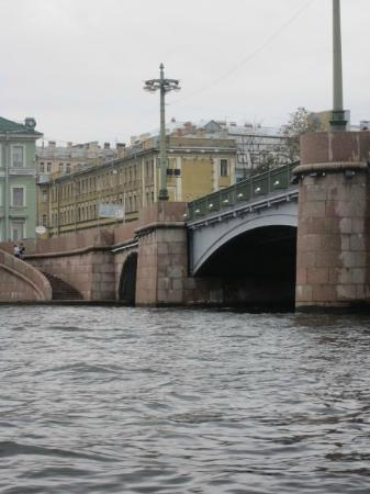 Sampsonievskiy Bridge