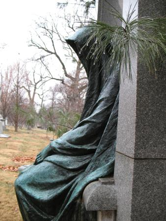 Bellefontaine Cemetery: David R Francis