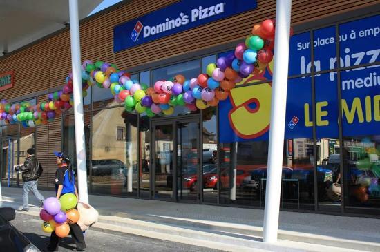 Domino's Pizza Montereau Fault Yonne