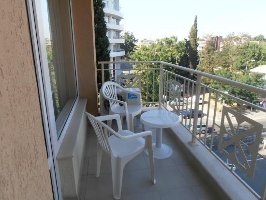 Karlovo Hotel: балкон