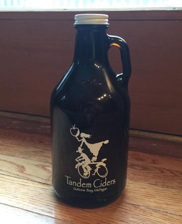 Tandem Cider : Little brown jug