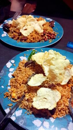 Nasi Goreng Aceh Pak Bewok
