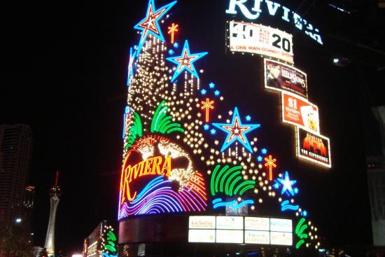 Casino at the Riviera Hotel