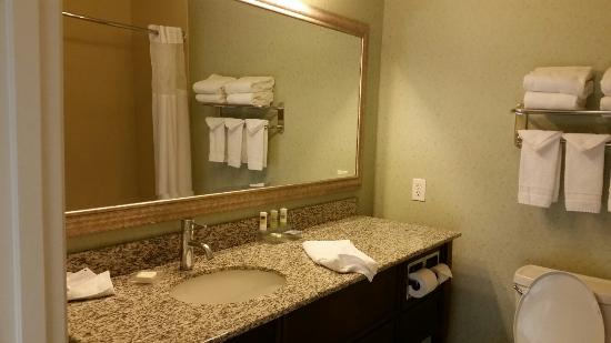 King Room Bathroom Picture Of Country Inn Amp Suites By