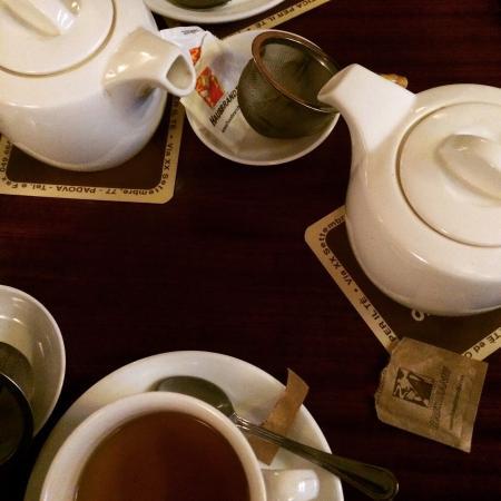 Sottosopra Bar Tea Room : Carino!!!