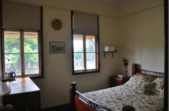 Chillagoe Guest House: Room