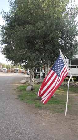 Aspen Ridge RV Park: Your site is waiting for you.