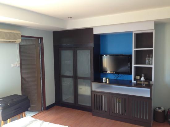 Baan Chalelarn Hua Hin: Nice room
