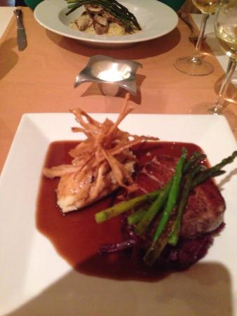Sofia's Restaurant : Fillet steak
